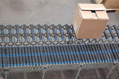 Welconstruct Roller Conveyor. Packing production line manufacturing functional.