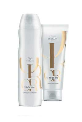 Duo Shampooing et Conditionneur Oil reflections Wella