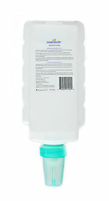 Soapopular Hand Sanitiser Cartridge - Liquid Gel Handwash - REFILL 1000ml Only