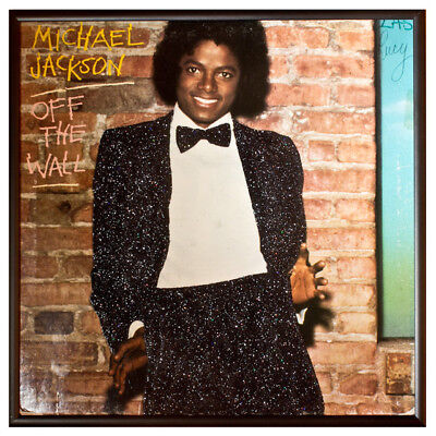 Michael Jackson Off The Wall Vinyl Lp New/sealed Reissue