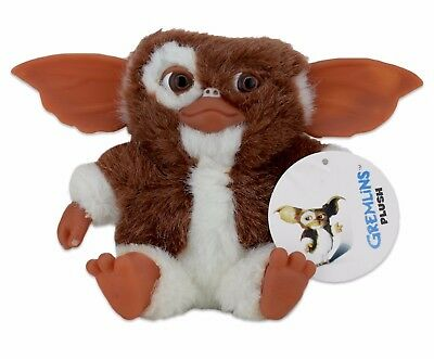 "Gizmo 6"" Plush Neca Gremlins Mogwai Mini Toy Small Licensed Stocking Filler UK"