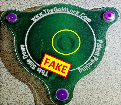 Bullion Scanner - See Tungsten Inside Metal - Protection from Counterfiet Gold