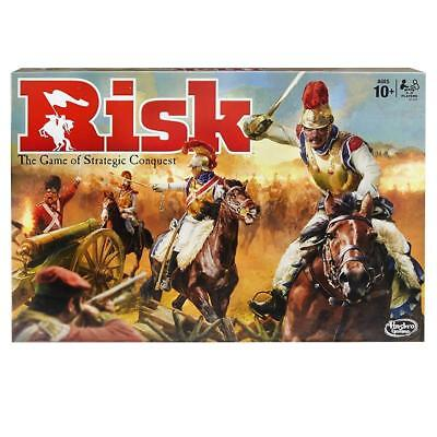 NEW Risk Strategy Conquest Board Game by Hasbro Gaming