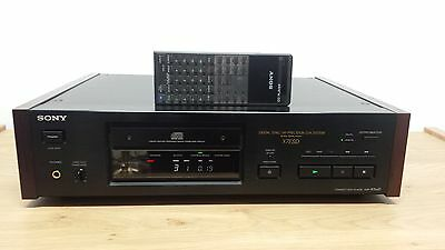 Sony CDP-X7ESD Supreme Vintage Top-End CD-Player *Ultra Rare*