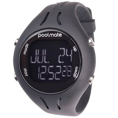 (n/a, Black) - Swimovate 2 Pool Mate 2 Swim Watch-Purple. Shipping Included