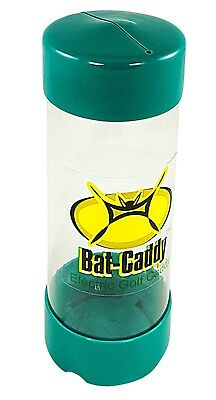 (Green) - Bat-Caddy Golf Sand and Seed Dispenser. Free Delivery