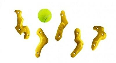 (Blue) - Climbinghold Set Little Tuf (PU). Entre Prises. Shipping Included