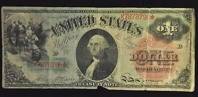 Series 1869 $1 United States Note Item N-28