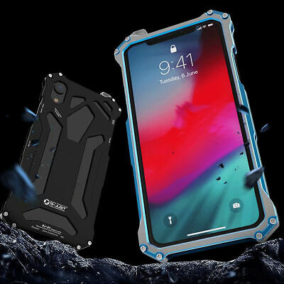 Shockproof METAL Aluminum Gorilla Waterproof Armor Case Cover For Apple iPhone