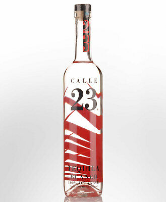 Calle 23 100% Agave Blanco Tequila (750ml)