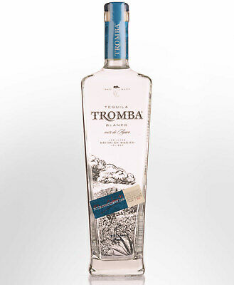 Tromba 100% Agave Blanco Tequila (750ml)