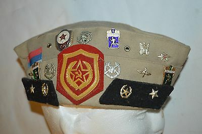Russian military beret cap Russian sporting youth cap  ???