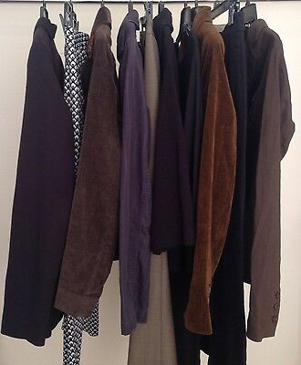 10 PC Wholesale Designer Women's Lot 0 2 Career Jackets BCBG THEORY MARC JACOBS