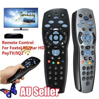 Remote Control Controller Replacement Device For Foxtel Mystar HD PayTV IQ2  BO