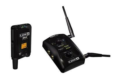 Line 6 Relay G50 Wireless Guitar System: Wired Tone, Freedom