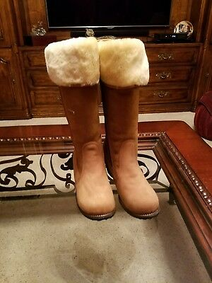 522fba4ad3e PAJAR IGLOO MADE in Canada shearling winter boots 6B - $225.00 ...