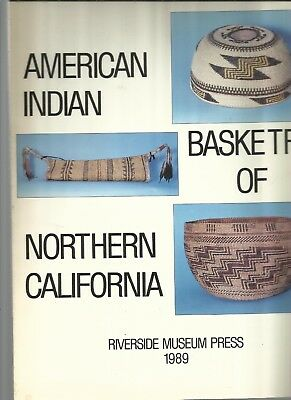 AMERICAN INDIAN BASKETRY OF NORTHERN, CENTRAL, SOUTHERN CALIFORNIA  moser