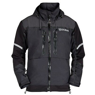 (Medium, Black) - STORMR Fusion Jacket. Free Shipping
