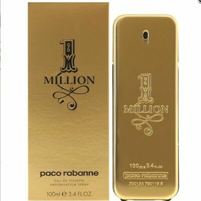 Paco Rabanne One Million 100 ml EDT Spray NEU und OVP