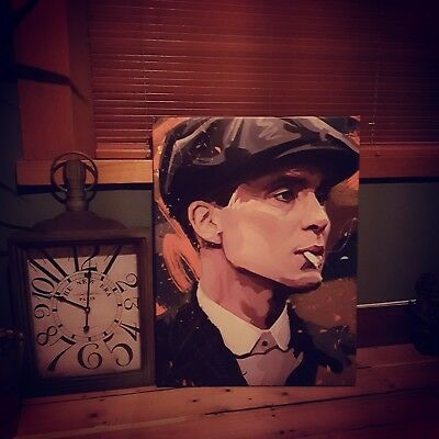 peaky blinders canvas cillian murphy