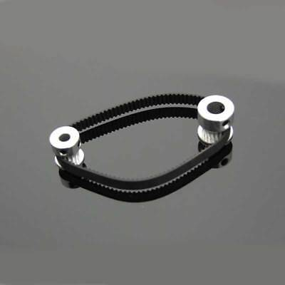 1pcs Round RepRap GT2 Timing Belt 6mm wide 2mm pitch 2GT for Pulley 3D Printer