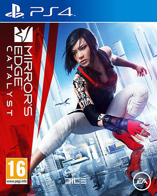 Mirrors Edge Catalyst ~ PS4 (New & Sealed)