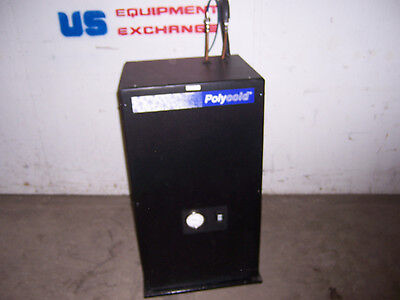 9123 Poly Systems Pgc-150 Cryogenic Refrigeration Unit