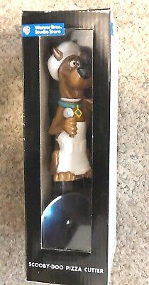 New Scooby Doo Pizza Cutter from Warner Bros. Store NIB – Collector Item