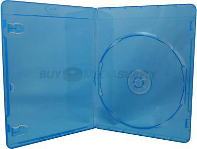 7mm Slimline Blu-Ray 1 Disc DVD Case - 4 Piece