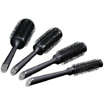 GHD Ceramic Vented Hair Brushes Size 1 to 4 Come in Stylish GHD Boxes Genuine