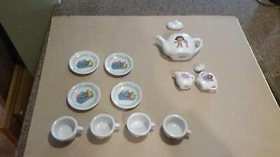 Dora The Explorer Minature Tea Set