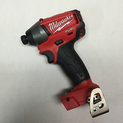Milwaukee M18 Fuel Lithium 1/4 Impact  2753-20 BRAND NEW Bare replaces 2653-20