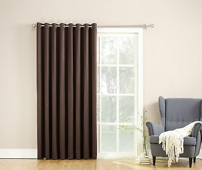 French Curtains Door Window Panels Sliding Glass Doors Energy Efficient Patio