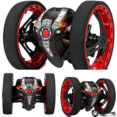 1/16 Radio Remote Control RC RTR Jumping Racing Car Truck Kids Toy Xmas Gift 2.4