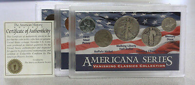 Americana Series: YesterYear, Vanishing Classics & The Presidents Collections