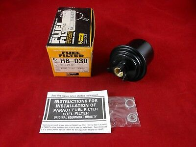 nos paraut h8-030 fuel filter for honda accord civic and acura integra