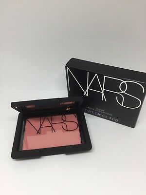 NARS Blush in Deep Throat Powder Blusher #4016 New with Box **IMPERFECT**