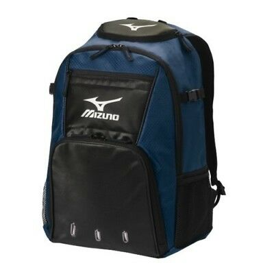 (Navy/Black) - Mizuno Organiser G4 Batpack. Huge Saving