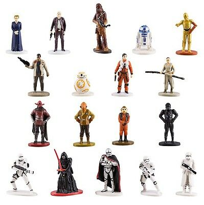 Star Wars Mini Figures Collector Pack Blind Bags Park Series 17