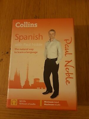 """Learn Spanish with Paul Noble - Complete Course: Spanish made easy """"CD1 missing"""