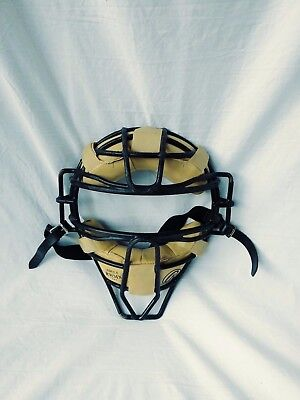 Rawlings Catchers Umpire Face Mask Adult RWMX Baseball Softball Umpire Pre-owned