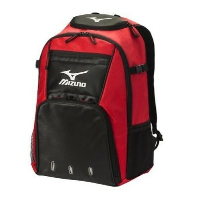 (Red/Black) - Mizuno Organiser G4 Batpack. Shipping Included