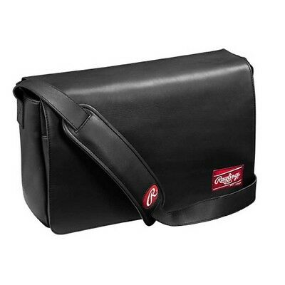 Rawlings Heart of the Hide Messenger Bag, Black. Brand New
