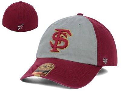 pretty nice 120a3 35c20 ... canada nwt ncaa florida state seminoles 47 brand vip franchise fitted  hat cap xl gd f2e06