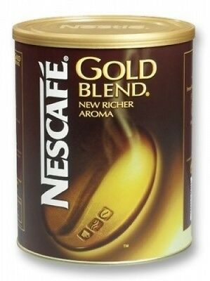 Gold Blend Coffee Tin 750G. Nescafe. Delivery is Free