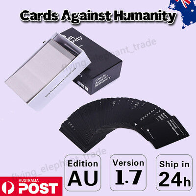 Cards Against Humanity Game Australian Version Main Base Set & Expansion 1-6