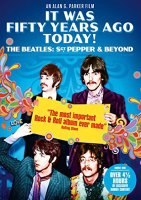 The Beatles It Was 50 Year  DVD NUEVO