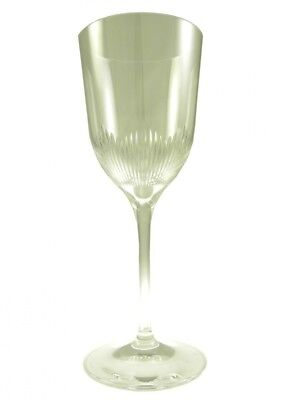 Sundew Goblet by Martha Stewart with Wedgwood. Delivery is Free