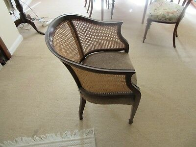 captains round back desk chair thought to date from about 1900