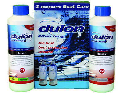 Kit Dulon I Et Ii 2 X 500 Ml Protection Et Brillance